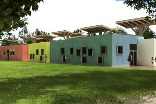 A Monteprandone al via i lavori per il nuovo asilo antisismico. Investimento di 3,3 milioni