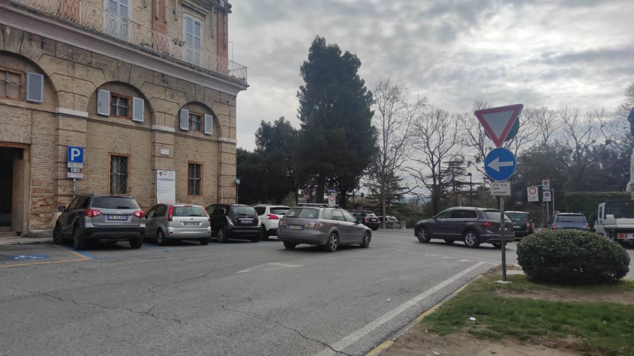 Macerata, piazza Garibaldi
