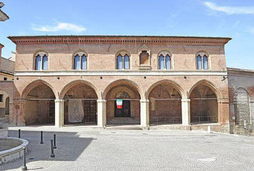 La statua del San Pietro Martire di Donatello torna a Fabriano