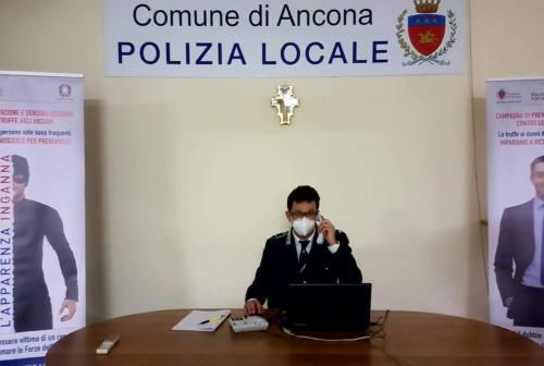 Ancona, attivo il servizio di ascolto telefonico antitruffe della Polizia locale