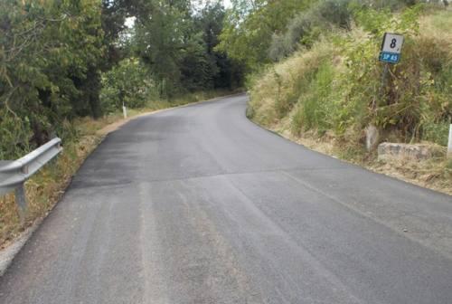 Macerata, 239 mila euro per la provinciale 45