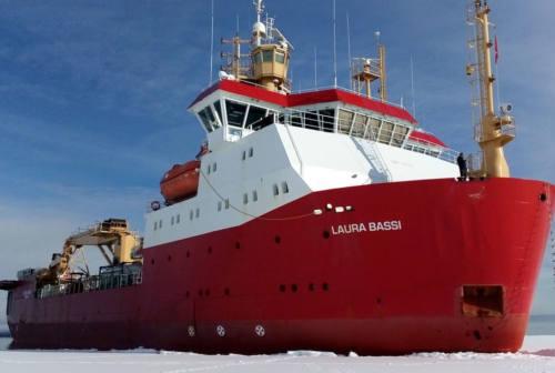 La missione Univpm tra i ghiacci dell'Antartide con Pierpaolo Falco per capire i cambiamenti climatici