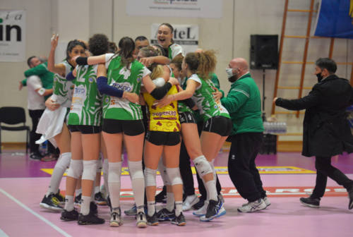 Volley Serie A2, la Megabox Vallefoglia espugna Soverato