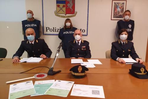 Il primo truffato a Senigallia: la Polizia blocca una rete nazionale di false polizze auto. 250 gli indagati