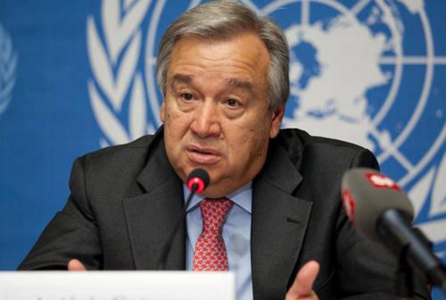 Fano: cittadinanza onoraria per Antònio Guterres, segretario generale delle Nazioni Unite