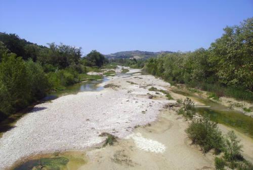 Inquinamento del Tesino e norme covid: tre aziende sospese a Grottammare