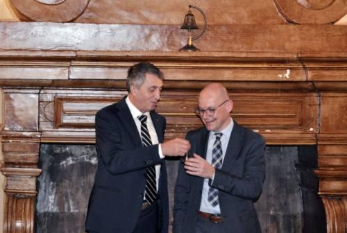 Passaggio di testimone alla Banca di Filottrano: Samuele Ubertini nuovo direttore