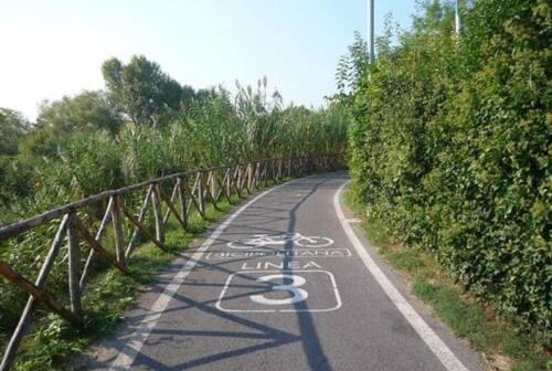 Pesaro, bicipolitana Vismara-Cattabrighe-Torraccia. Per Belloni «Accordo o esproprio»