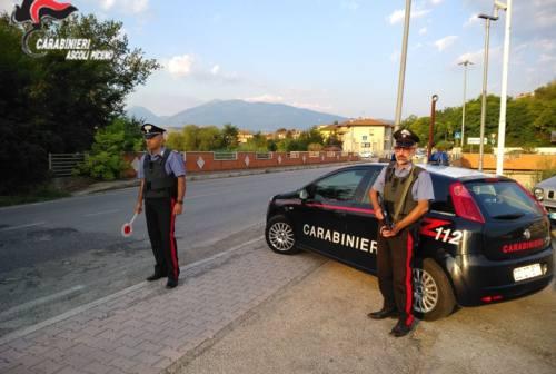 Ascoli, i carabinieri arrestano 60enne  condannato per truffa
