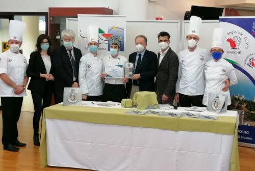 Il Campionato della cucina italiana all'alberghiero di Loreto