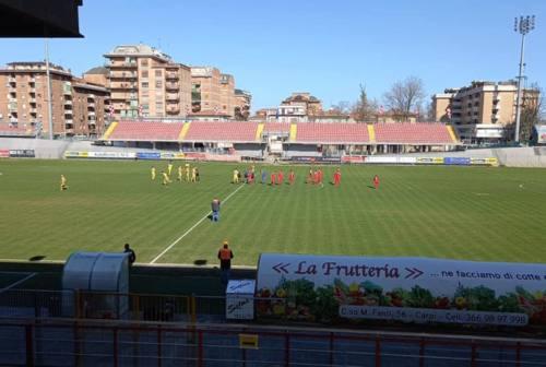 Calcio LegaPro, la Fermana a reti bianche a Carpi. Sagra degli errori dal dischetto: ben 4 penalty sbagliati