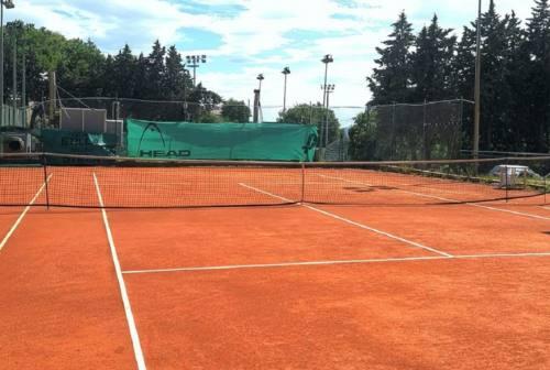 Ancona, il Centro Tennis Pietralacroce è pronto a rifarsi il look