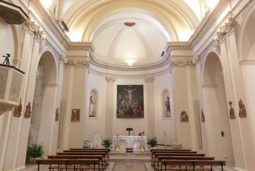 Terre Roveresche: ladri cercano di introdursi nella chiesa di Santa Lucia: messi in fuga dall'allarme