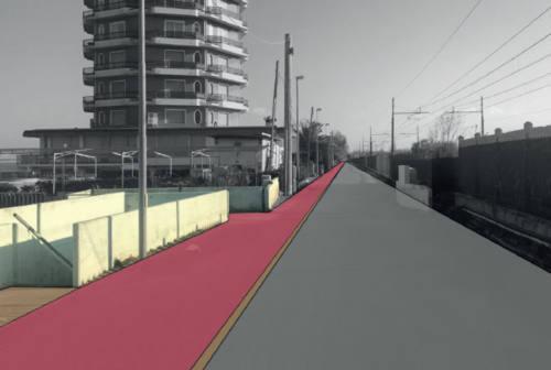Il tratto di Ciclovia Adriatica di Fano in dirittura di arrivo: approvato il progetto