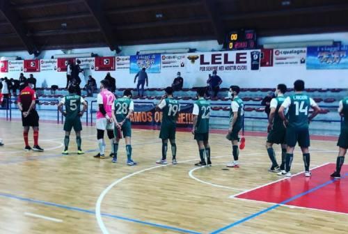 Futsal B: Cus Ancona sai solo vincere, anche Cagli è espugnata dai dorici
