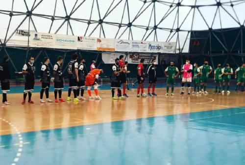 Futsal B, altro tassello verso la gloria per il Cus Ancona leader della classifica