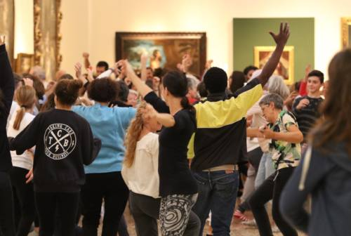 """Ballo e benessere tra i quadri dei musei di Recanati: arriva """"Dance Well, movimento e ricerca per il Parkinson"""""""