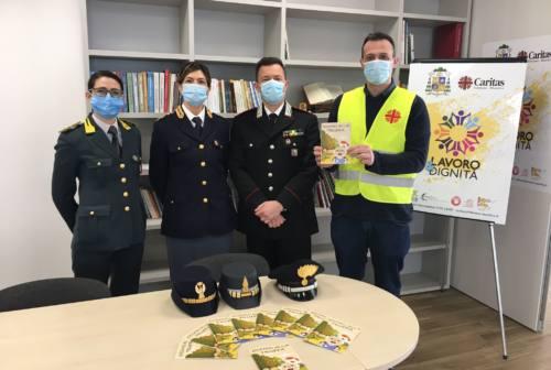 Occhio alla Truffa, la Caritas e le forze dell'ordine in aiuto agli anziani con un opuscolo