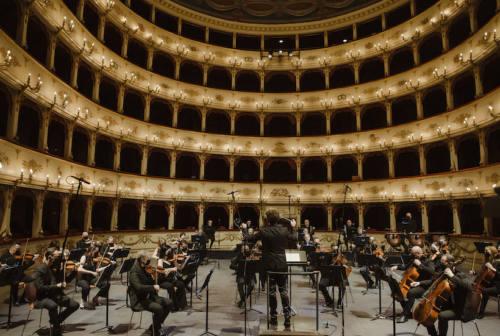 Il teatro Gentile di Fabriano protagonista insieme alla Form