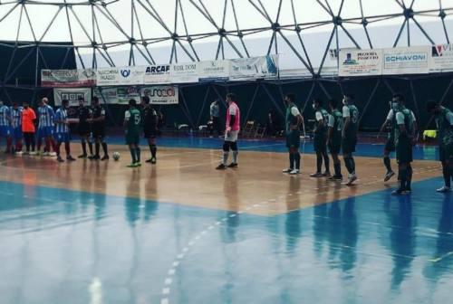 Futsal Serie B, cade tra le mura amiche la capolista Cus Ancona