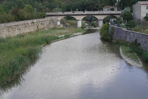 Fano, rischio di esondazioni del fiume Metauro: la Regione stanzia 900 mila euro