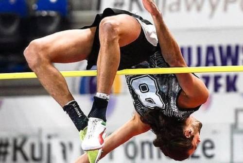 Assoluti Atletica, Tamberi cresce ancora e supera i 2.35 nel suo Palaindoor