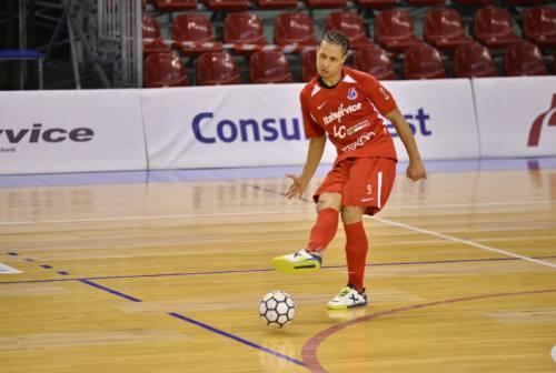 Futsal, l'Italservice Pesaro sfida Matera. Honorio: «Servirà molta concentrazione»