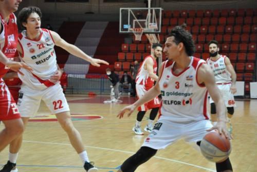 Goldengas, nuova beffa nel finale: sorride San Vendemiano