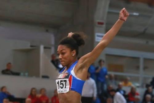 Assoluti Atletica, Larissa Iapichino vola da record al Palaindoor