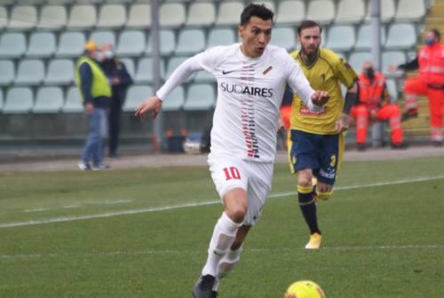 La Samb naufraga a Modena. Pesante sconfitta per 4-1. Montero: «Io il primo responsabile»