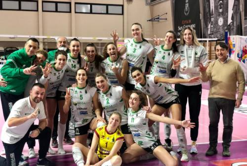 Volley, il weekend sorride a Videx e MedStore