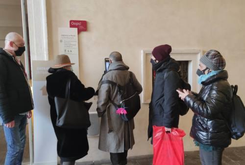 Macerata, primi visitatori ai musei: «Che bello ritrovare un po' di cultura»