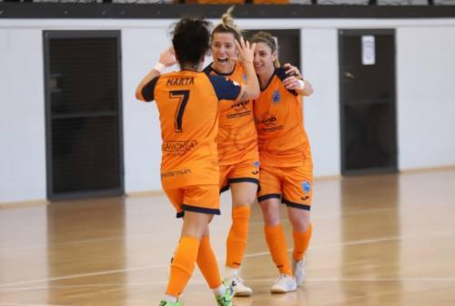 Futsal, il Città di Falconara impatta a Milano con il Kick Off
