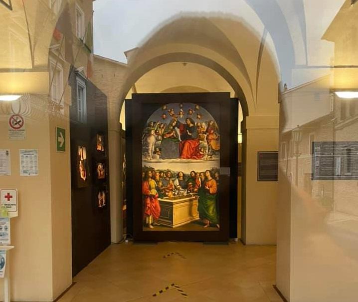 La mostra di Loreto