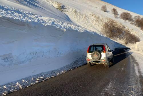 Macerata, il piano neve della Provincia: «Investiti 700 mila euro in quattro mesi»