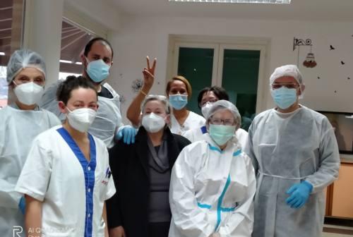 Staffolo, vaccinati gli ospiti della Casa di Riposo