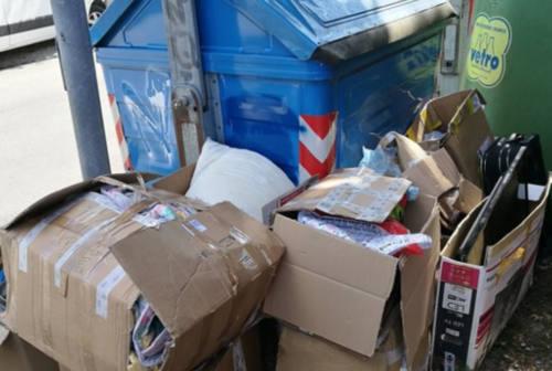 Fano, è emergenza rifiuti abbandonati: quasi 400 violazioni nel 2020 – FOTO