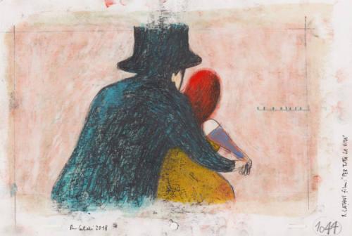 Roberto Catani, il poeta del disegno animato