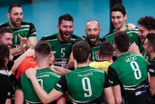 La Sampress Loreto si prende il derby con la Nef Osimo e sale in classifica