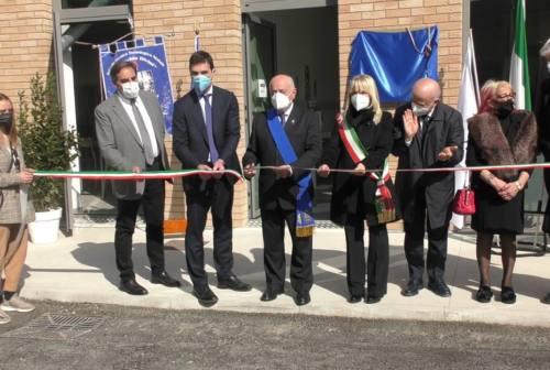 San Severino, nuovi laboratori all'istituto Divini. «Questa è la vittoria della tenacia e del coraggio»