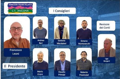 La Fipav rinnova i vertici provinciali delle Marche, ecco i nomi