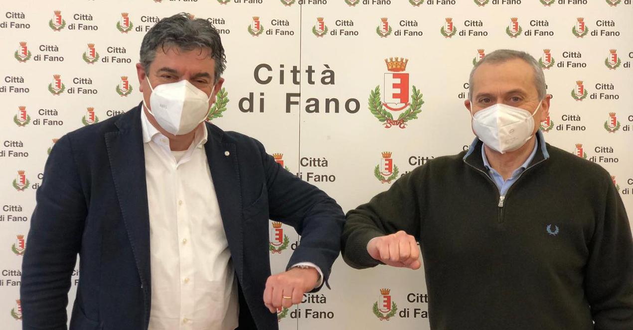 Seri con Stefano Morganti