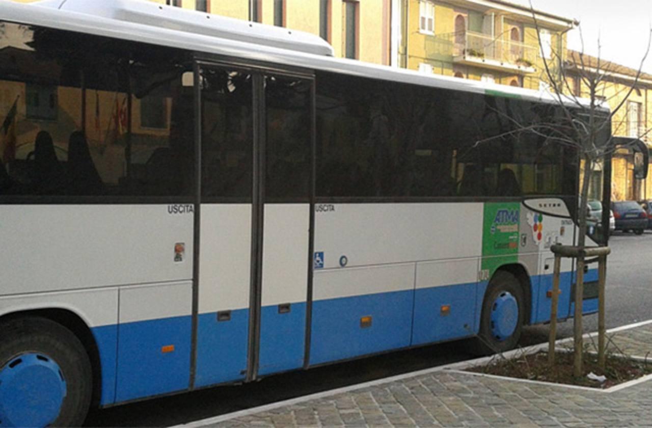 Trasporti pubblici, bus