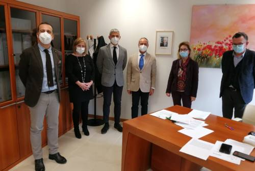 Ospedale di Fabriano: presentati tre nuovi primari. Ecco chi sono
