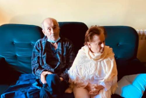 Fano, coppia di nonnini di 90 e 84 anni vincono il Covid-19 e tornano a casa