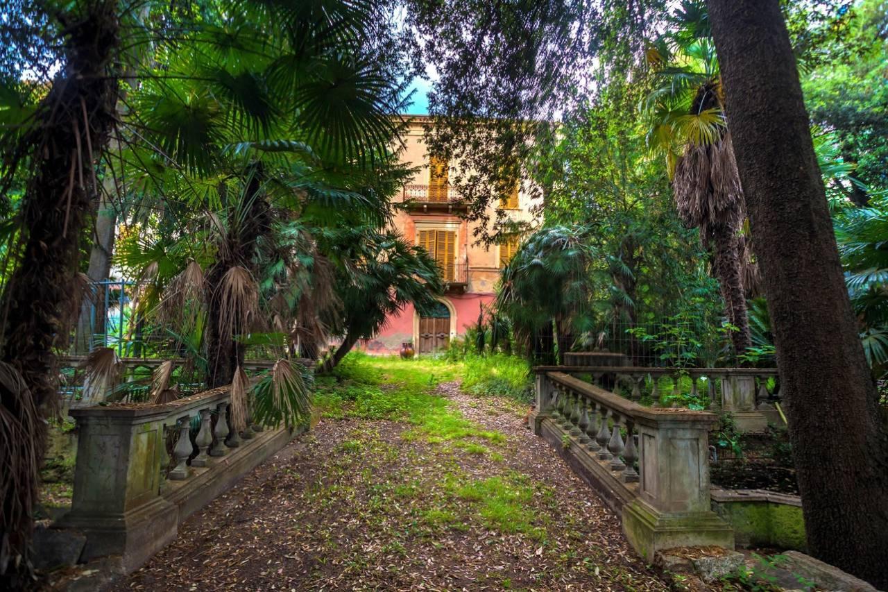 Villa e Parco Cerboni Rambelli