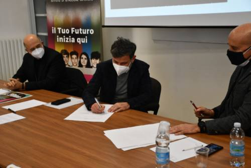 """Castelfidardo, il progetto """"We at co"""" presentato al """"Meucci"""""""