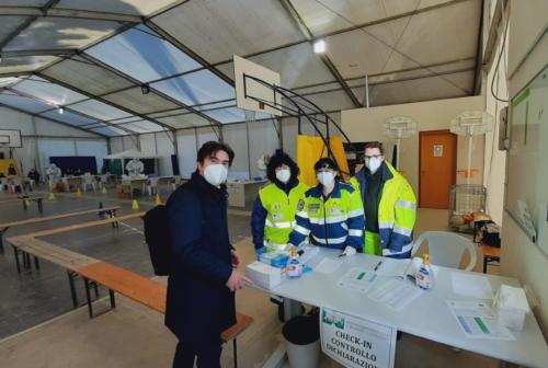 Biancani: «La Regione Marche faccia lo screening periodico a studenti e personale scolastico»