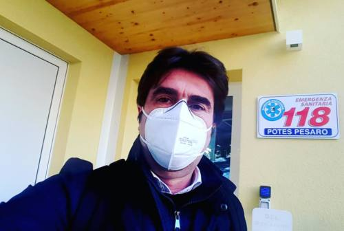 Lavori alla palazzina F dell'ospedale di Pesaro, Biancani: «Ripristino del reparto materno-infantile ma che tempi?»