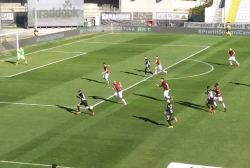 Serie B, Ascoli deludente con la Salernitana. Nuova sconfitta per 0-2